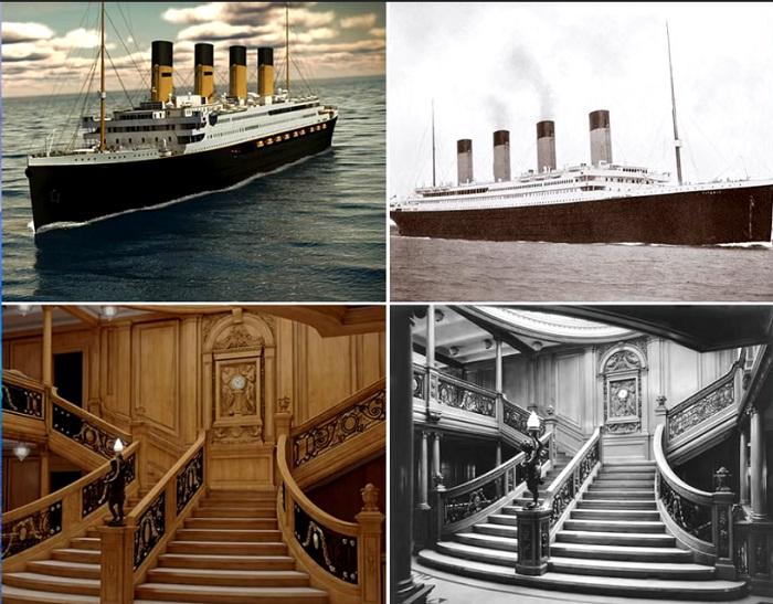 Будет создана полная копия «Титаника.»
