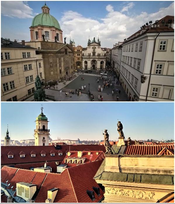 Клементинум в Праге – основной центр науки, культуры и религии на протяжении многих веков. | Фото: prague.eu.