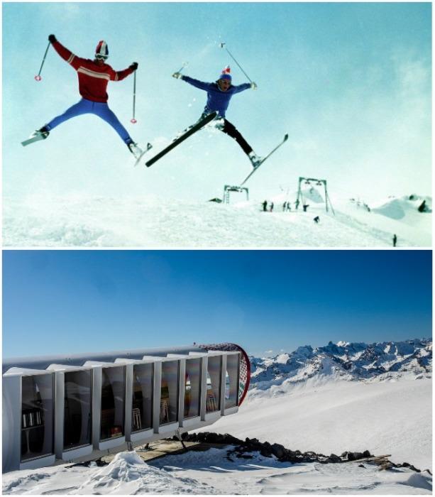 Экоотель LeapRus стал излюбленным местом для отдыха любителей сноуборда и лыжного спорта. | Фото: travel.rambler.ru