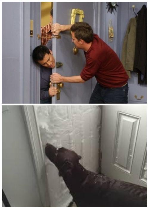 Возможные причины создания дверей, открывающихся внутрь квартиры.