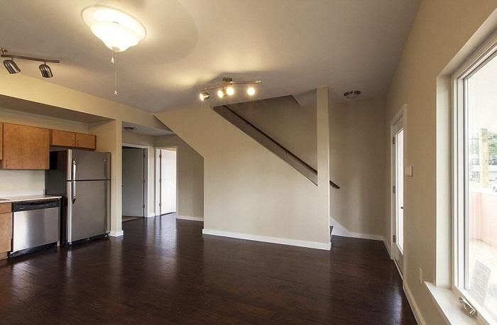 Интерьер домов был оформлен с учетом пожеланий жильцов.