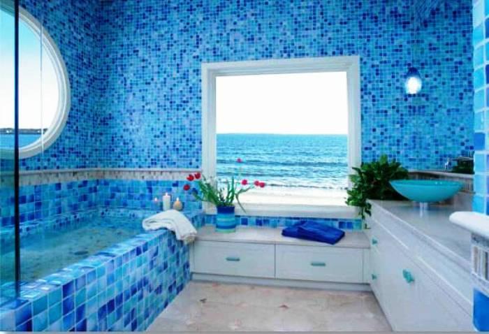 Фальш-окно может быть оформлено с помощью плазменных или ЖК-панелей.