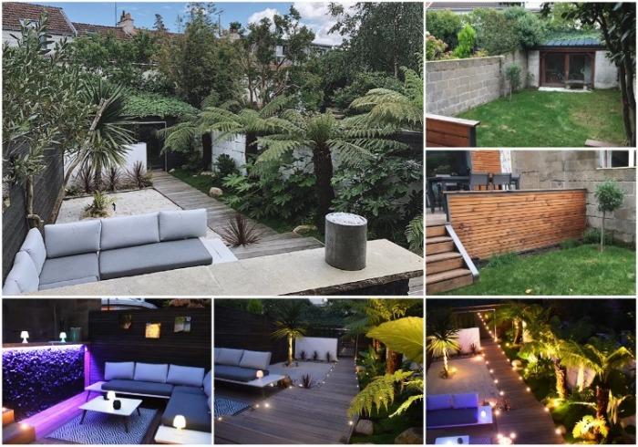 Кардинальное преображение внутреннего дворика, которое сделал всего лишь один человек (работа Марвина Лаурана). | Фото: youtube.com/ M A R V I N Atmoss'vert.