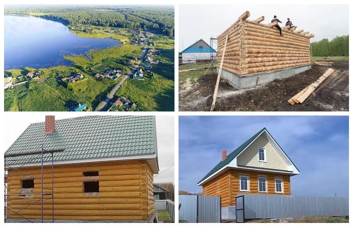 Возрождение деревни Султаново уже началось (Челябинская область).