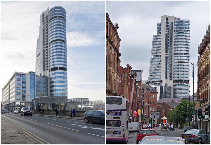 Несмотря ни на что, Building Design является достопримечательностью Лидса (Великобритания).