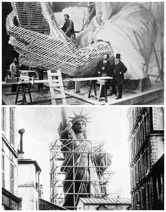 Торжественное открытие Статуи Свободы состоялось 28 октября 1886 года. | Фото: afisha.nyc.