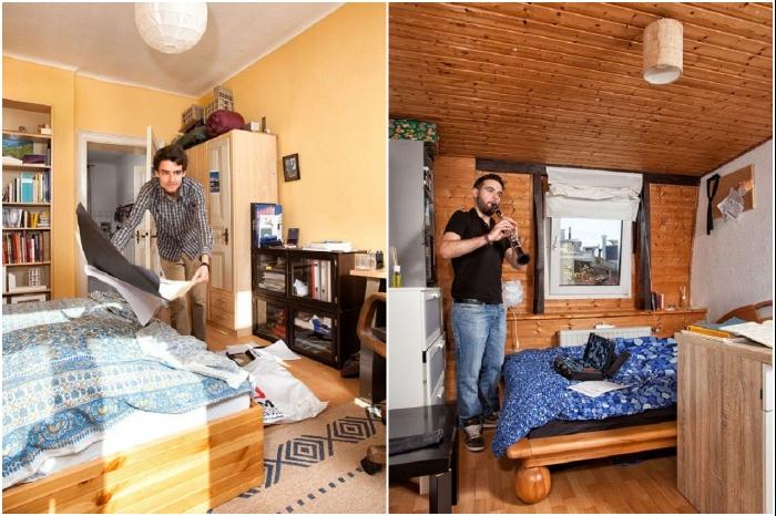 Немецкие студенты тоже живут в комнатах-студиях и пока не жалуются. | Фото: interesno.cc/ © Henny Boogert.