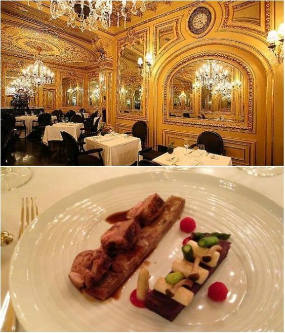 Королевская роскошь и идеальное обслуживание – главный девиз ресторана Tavares в Лиссабоне(Португалия).   Фото: lifeglobe.net.