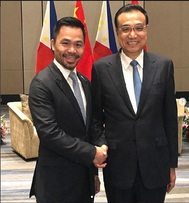 Мэнни Пакьяо – самый известный и уважаемый конгрессмен Филиппин.