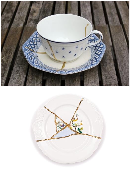 Никогда не храните посуду со сколами или трещинами, тем более нельзя ее склеивать суперклеем. | Фото: knaschool50.ru/ letoile.ru.