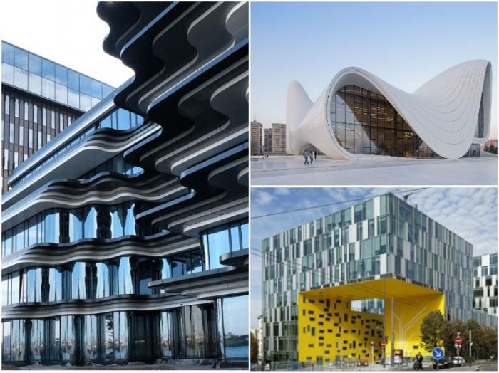 Современная архитектура довольно многообразна и не все ее принимают и понимают. | Фото: pinterest.com.
