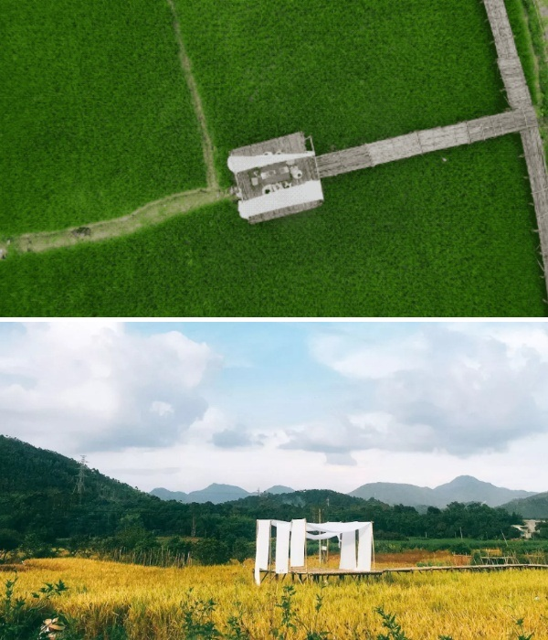 Чайный павильон на территории усадьбы подруг (Гуанчжоу, Китай). ¦ Фото: m.creaders.ne.