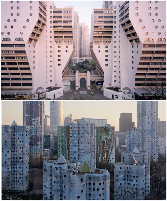 Пригород Парижа заброшен из-за отсутствия работы, а не из-за «уродливости» зданий. | Фото: cameralabs.org/ ©Laurent Kronental.