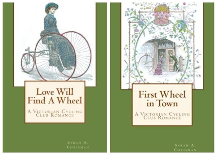 Сара написала немало книг о викторианской эпохе.