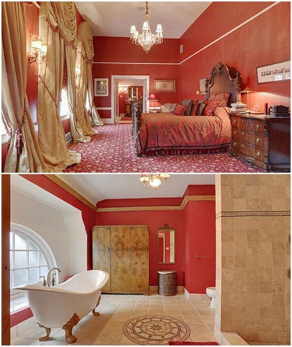 Личные апартаменты Бейонсе и Джей Зи в Новом Орлеане (Луизиана, США).