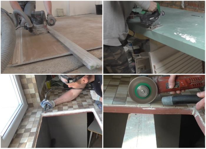 Благодаря наличию специального электроинструмента некоторые виды работ значительно упростились. | Фото: youtube.com.