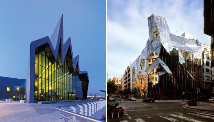 Самые креативные проекты современных архитекторов, воплощенные в жизнь.