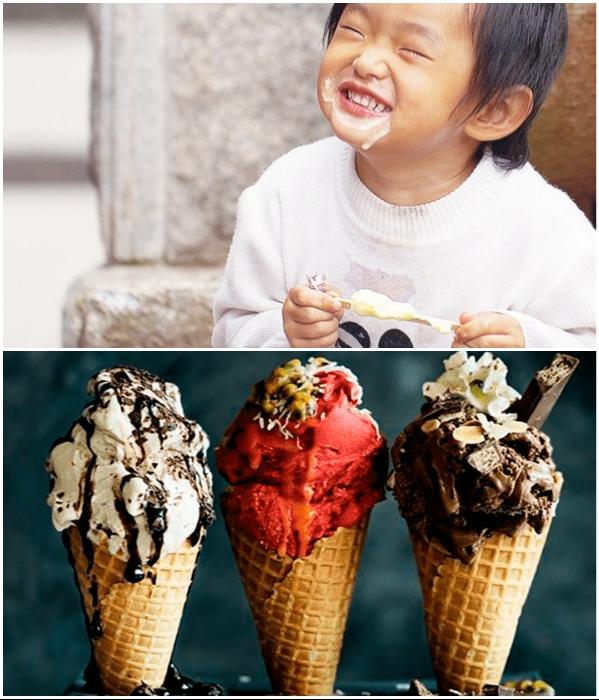 Китайцы с недавних пор обожают российское мороженное. | Фото: megaberezka.com/ ampravda.ru.