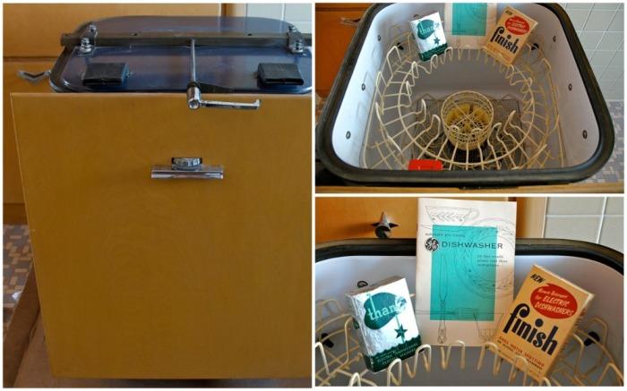 Посудомоечная машина оказалась замаскирована под тумбу и вполне пригодна к пользованию. | Фото: politnews.net.