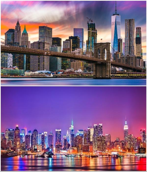Нью-Йорк активно превращается в смарт-город. | Фото: smart-energy.com/ soluxio.lighting.