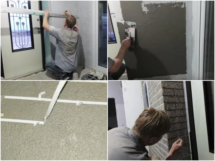 Для декорирования стен в загородном доме креативному владельцу понадобилось 4 дня и 1 тыс. руб. | Фото: youtube.com/ © #Твойдом.