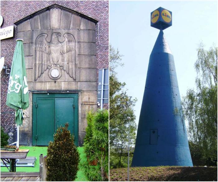 Некоторые башни «Winkelturme» трансформировали и теперь они выполняют совсем другие функции (Германия). | Фото: ursa-tm.ru.