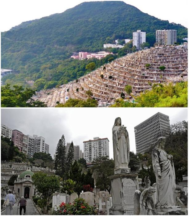 Абердинское национальное кладбище –  самый старый некрополь на территории Гонконга. | Фото: butyrskii.com/ Finbarr Fallon.