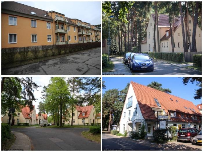 Для привлечения туристов городу был присвоен статус «города бункеров и книг» (Вюнсдорф, Германия). | Фото: technolirik.livejournal.com.