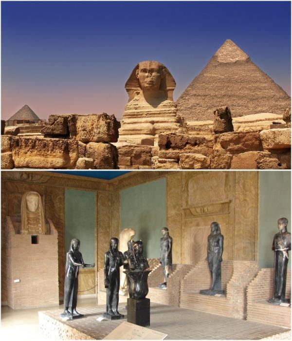 Ежедневно пирамиду Хуфу (Хеопса) посещают около 300 туристов, учитывая климатические условия (Египет). | Фото: planetofhotels.com.