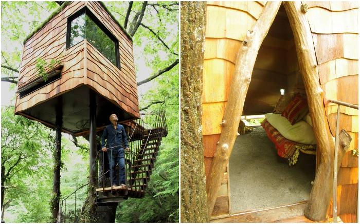Внедренные проекты Takashi Kobayashi располагаются в глубинке, где отдых или медитацию никто не сможет потревожить (Япония).| Фото:  designmadeinjapan.com.