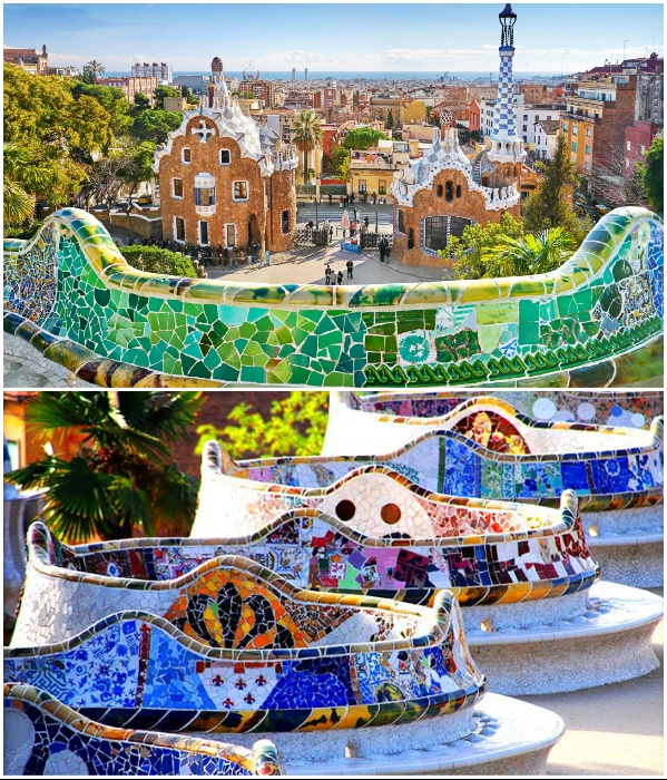 Барселонский дворец Гуэля, построенный в 1889 году, отличается игривым взглядом на готическую архитектуру. | Фото: metalocus.es/ liza.ua.