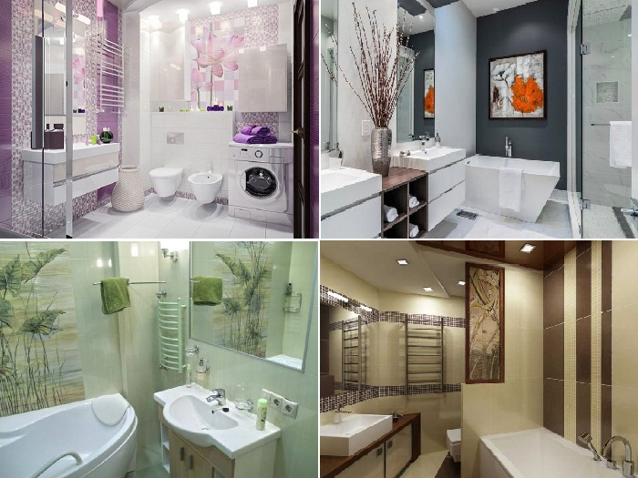 Ванная комната должна радовать не только красивым интерьером, но и комфортом.