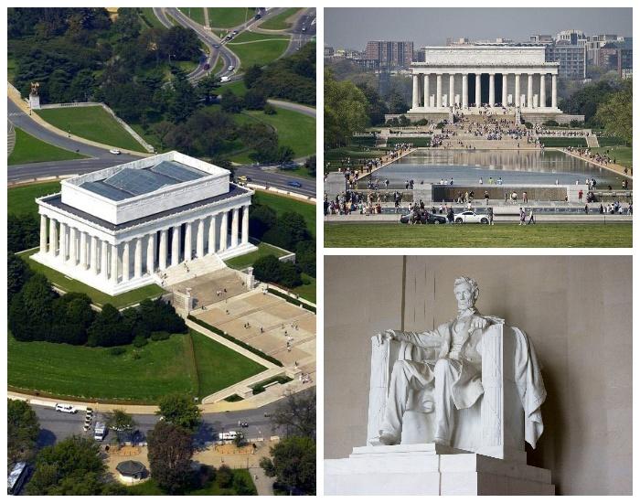 Возле мемориального комплекса Линкольна не раз разворачивались важнейшие события, повлиявшие на историю всей страны (Вашингтон, США). | Фото: putidorogi-nn.ru.