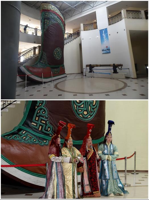 Чингисхан, Монголия. | Фото: barbadosband.com/ legendtour.ru.