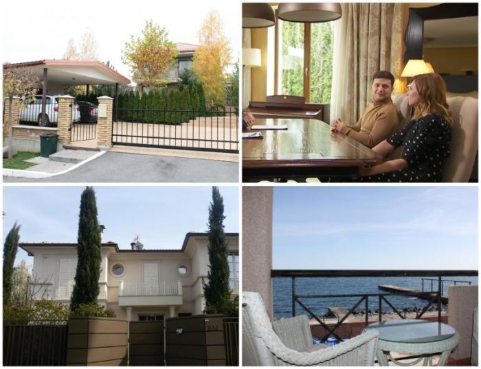 Элитная недвижимость шестого президента Украины.