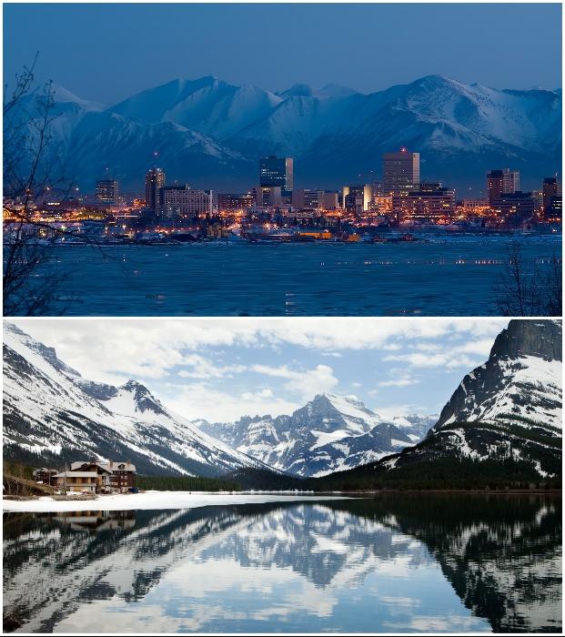 Живущим на Аляске ежегодно доплачивать по 2 тыс. дол. (США).