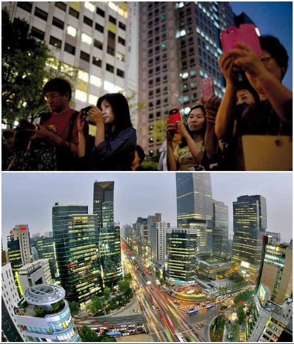 Сеул является одним из лидеров рейтинга самых «умных» городов мира. | Фото: itunews.itu.int/ interestingengineering.com.