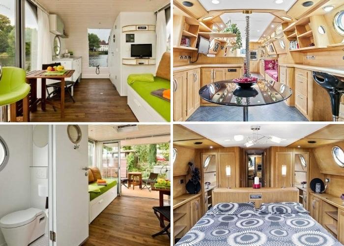 Даже из ржавых «посудин» можно сделать первоклассное жилье. | Фото: hronika.info.