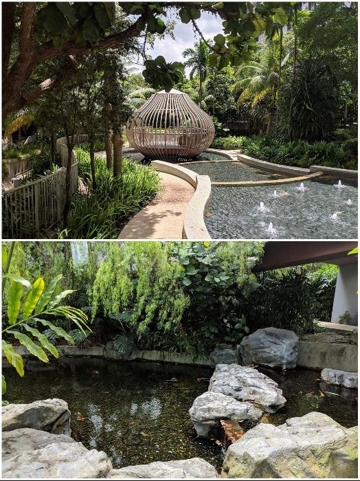 Сингапурских застройщиков поощряют за создание «зеленых» объектов («Tree House», Сингапур). | Фото: stackedhomes.com.