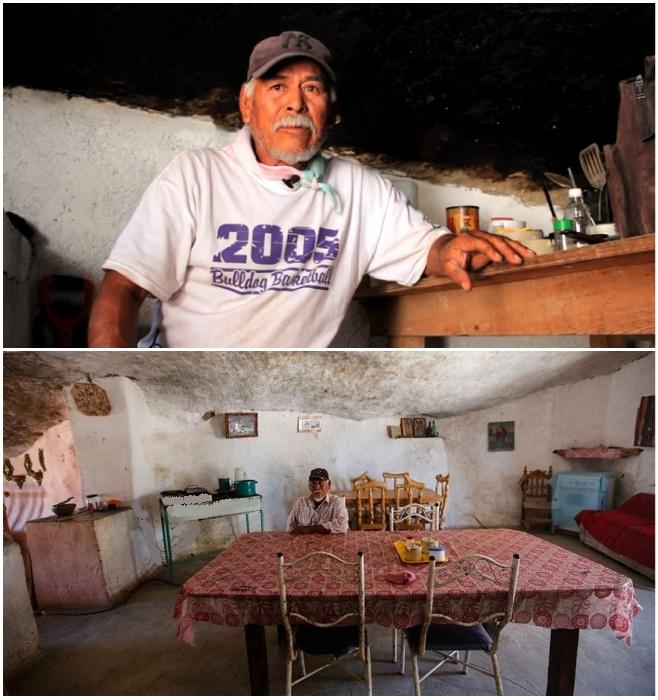 Бенито Эрнандесу удалось воплотить свою детскую месту спустя 40 лет (штат Коауил, Мексика). © VANGUARDIA MX.
