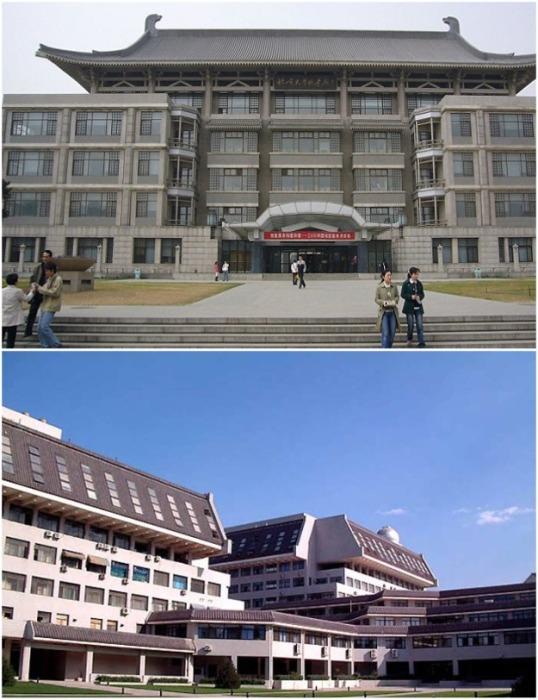 Пекинский университет стал первым национальным учебным заведением страны (Peking University , Китай). | Фото: dekatop.com.
