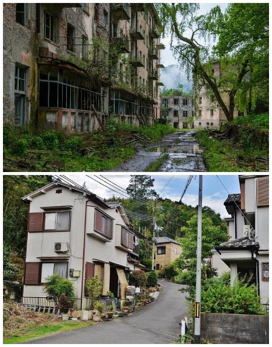 В Японии пустуют целые улицы и поселения, причем некоторые дома в идеальном состоянии.