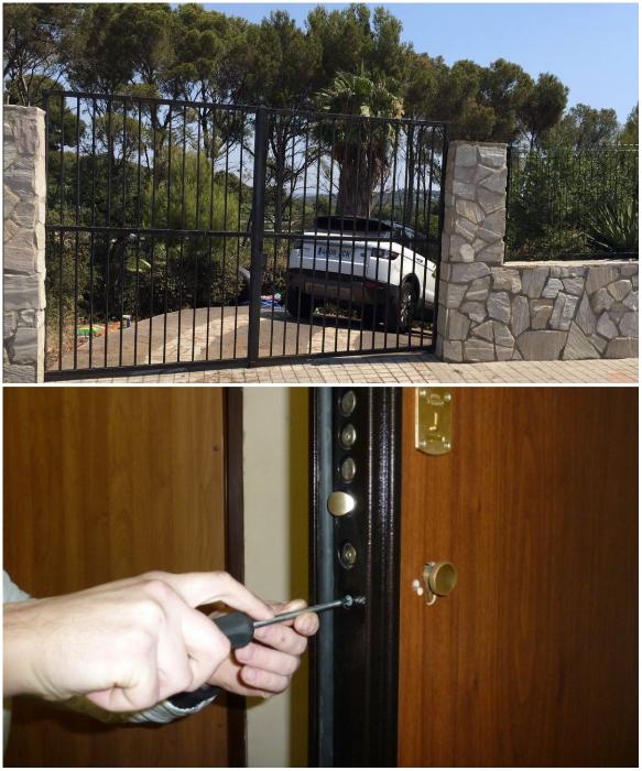 В Испании стоило только сменить замок в доме и пробыть в нем более 48 часов, а потом жить припеваючи 1,5 года. | Фото: exler.ru/ dvervdome.ru.