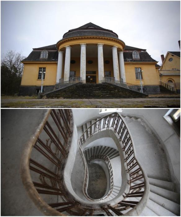 Гарнизонный дом офицеров в Вюнсдорфе (Германия). | Фото: technolirik.livejournal.com.
