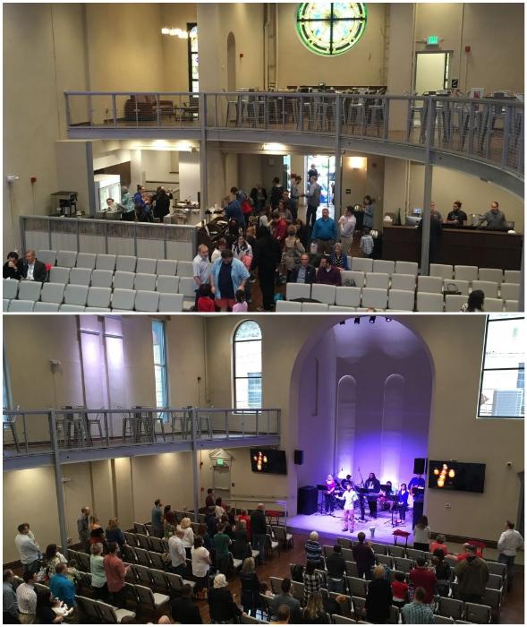 В 2019 г. после полной реконструкции церковь Святой Елизаветы в Питтсбурге снова принимает прихожан (штат Пенсильвания, США).