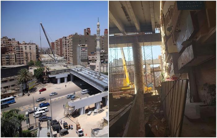 Непродуманное планирование привело к таким тяжелым последствиям («Teraet Al-Zomor Bridge», Гиза). | Фото: laguiadelvaron.com/ realt.onliner.by.