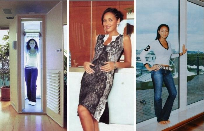 Алсу очень любила свою лондонскую квартиру. | Фото: vk.com.