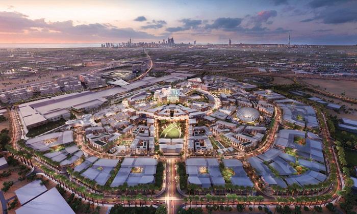 В 2020 году District 2020 должен вместить 18 млн посетителей.