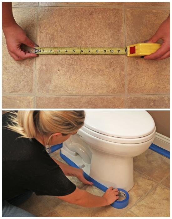 Перед покраской пол нужно тщательно подготовить. | Фото: youtube.com.