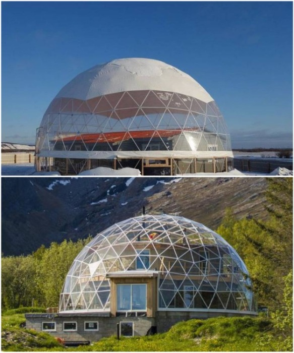 Будем надеяться, что якутский проект будет таким же успешным как норвежский.